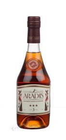 Aradis 3 years коньяк Арадис 3 года