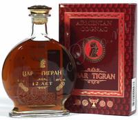 Армянский коньяк Царь Тигран 12 лет