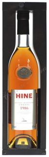 Коньяк Хайн 1986 года Cognace Hine 1986