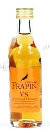 Миниатюрная бутылка Frapin V.S 0.05 l
